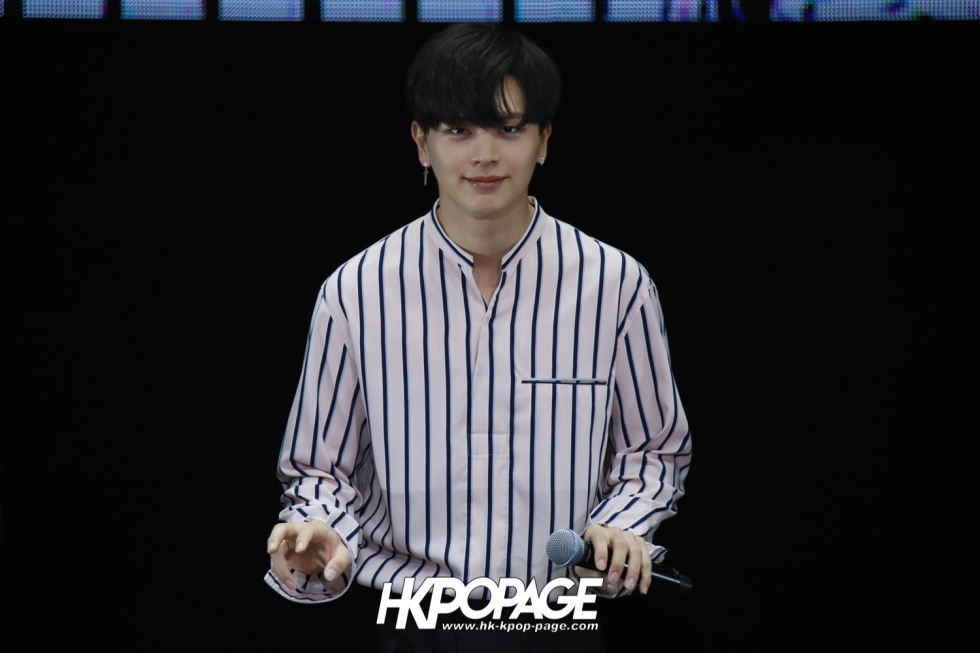 "[HK.KPOP.PAGE] 180519_Yook Sung Jae""Paradise""Fan Meeting in Hong Kong_05"