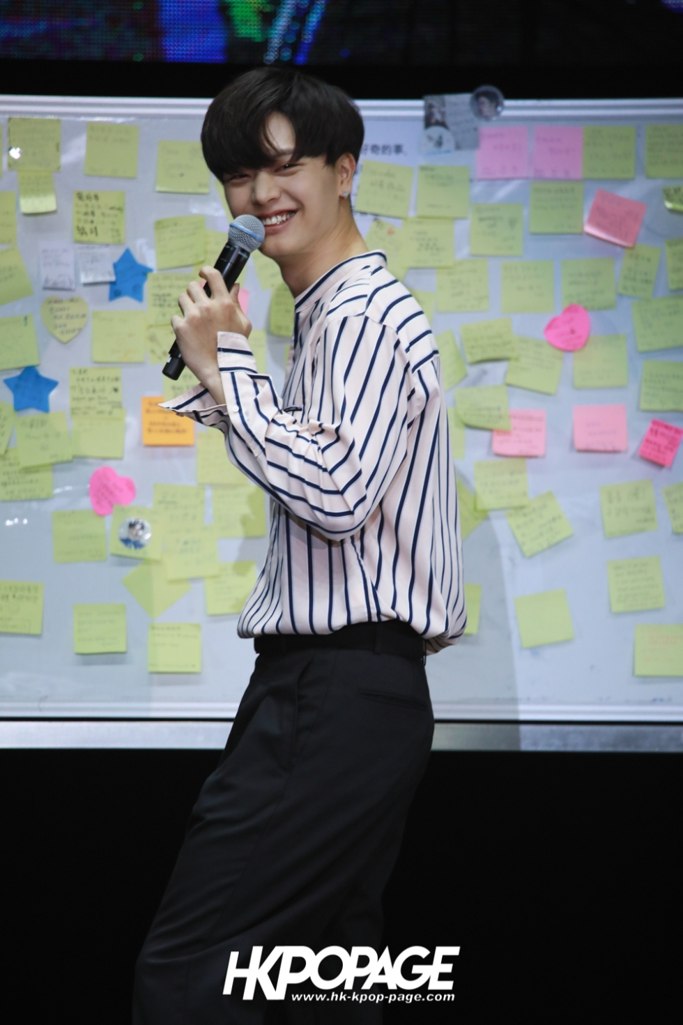 "[HK.KPOP.PAGE] 180519_Yook Sung Jae""Paradise""Fan Meeting in Hong Kong_07"