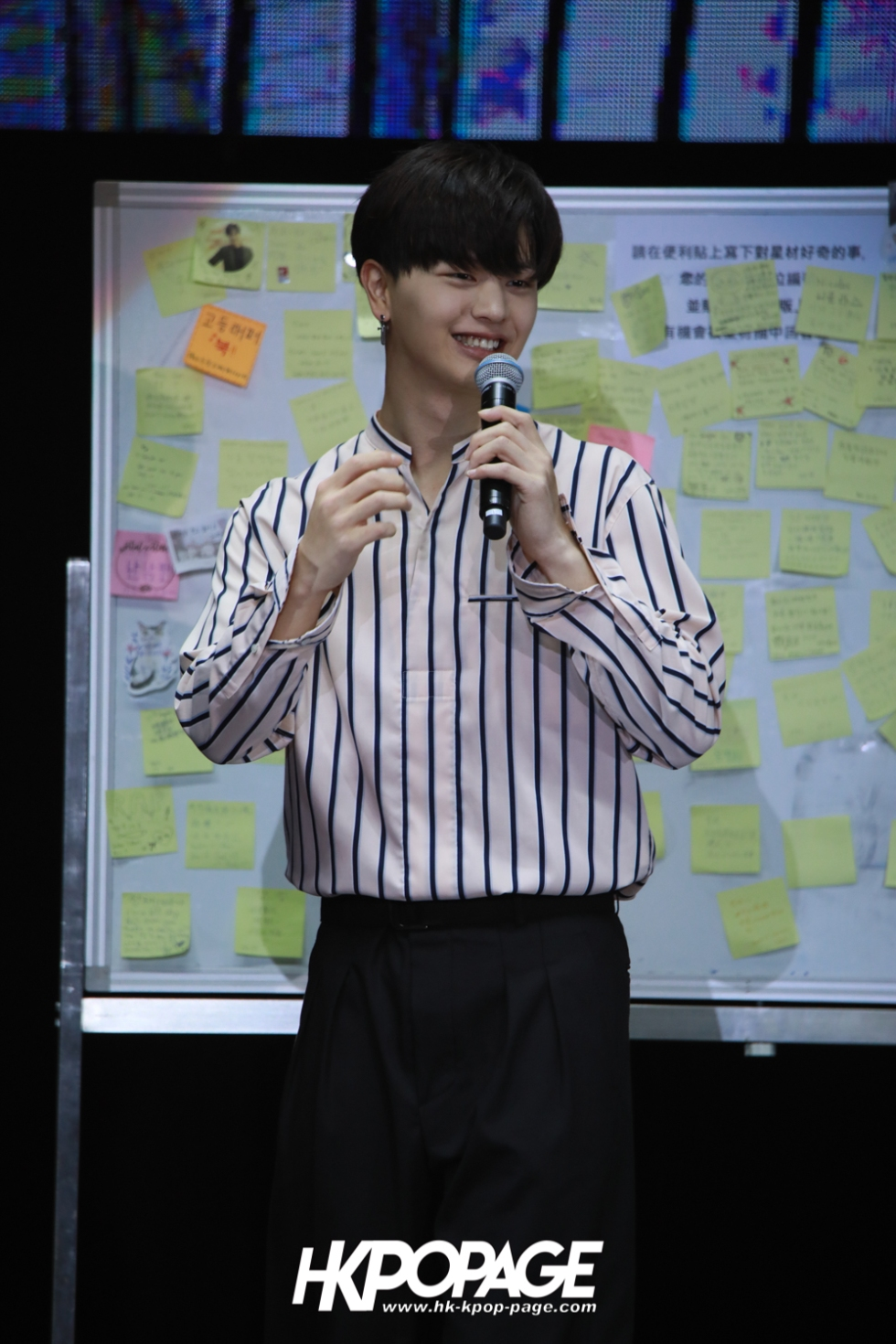 "[HK.KPOP.PAGE] 180519_Yook Sung Jae""Paradise""Fan Meeting in Hong Kong_08"
