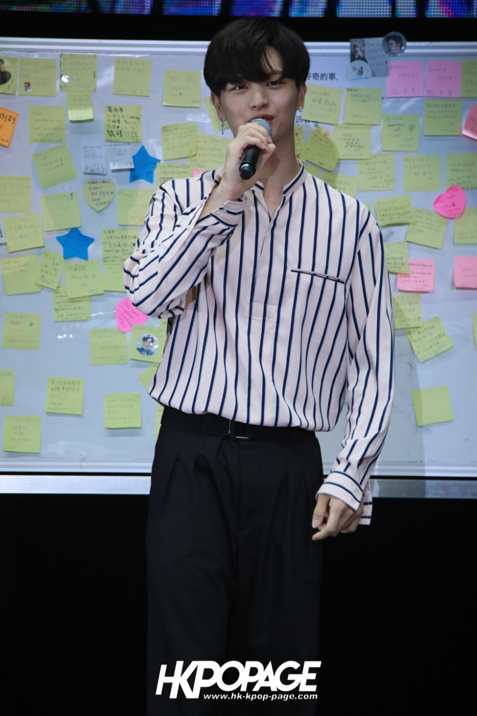 "[HK.KPOP.PAGE] 180519_Yook Sung Jae""Paradise""Fan Meeting in Hong Kong_09"