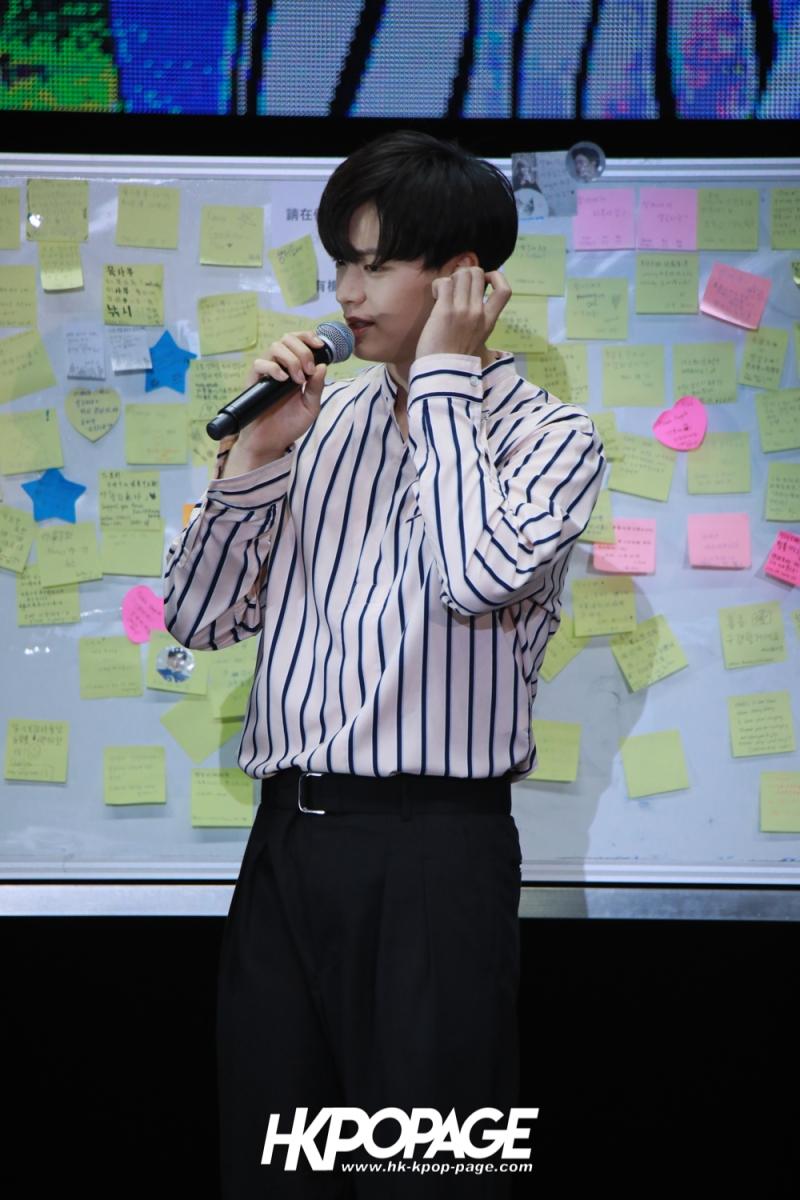 "[HK.KPOP.PAGE] 180519_Yook Sung Jae""Paradise""Fan Meeting in Hong Kong_10"