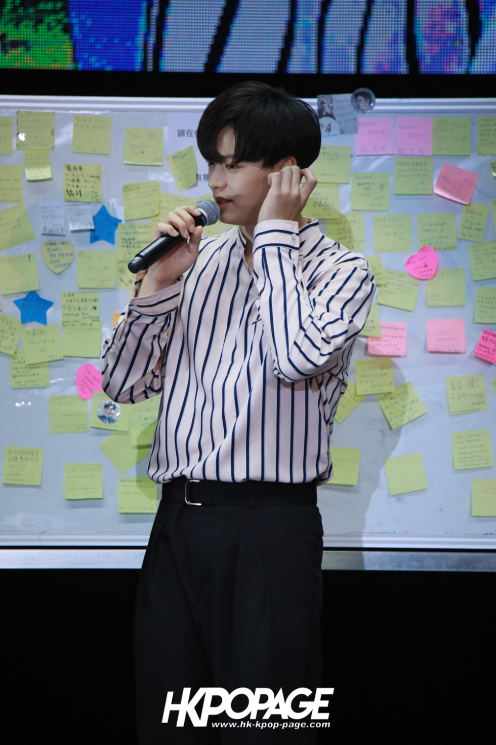 "[HK.KPOP.PAGE] 180519_Yook Sung Jae""Paradise""Fan Meeting in Hong Kong_10"