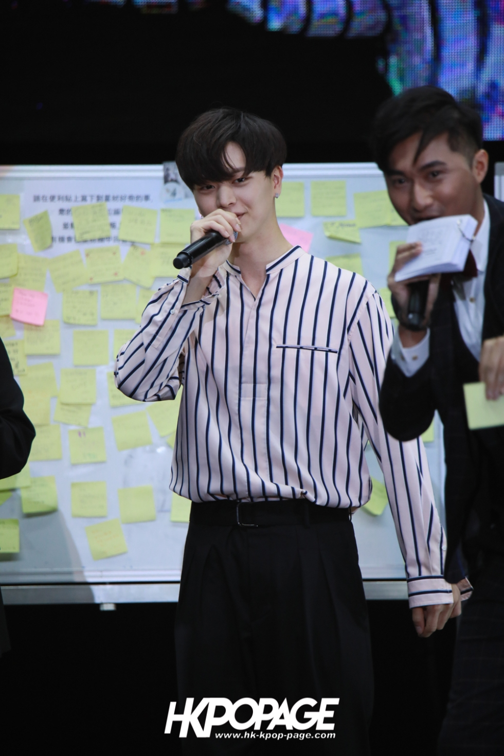 "[HK.KPOP.PAGE] 180519_Yook Sung Jae""Paradise""Fan Meeting in Hong Kong_12"