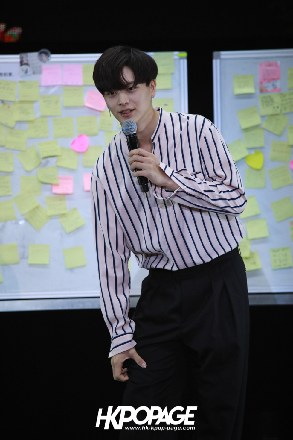 "[HK.KPOP.PAGE] 180519_Yook Sung Jae""Paradise""Fan Meeting in Hong Kong_13"
