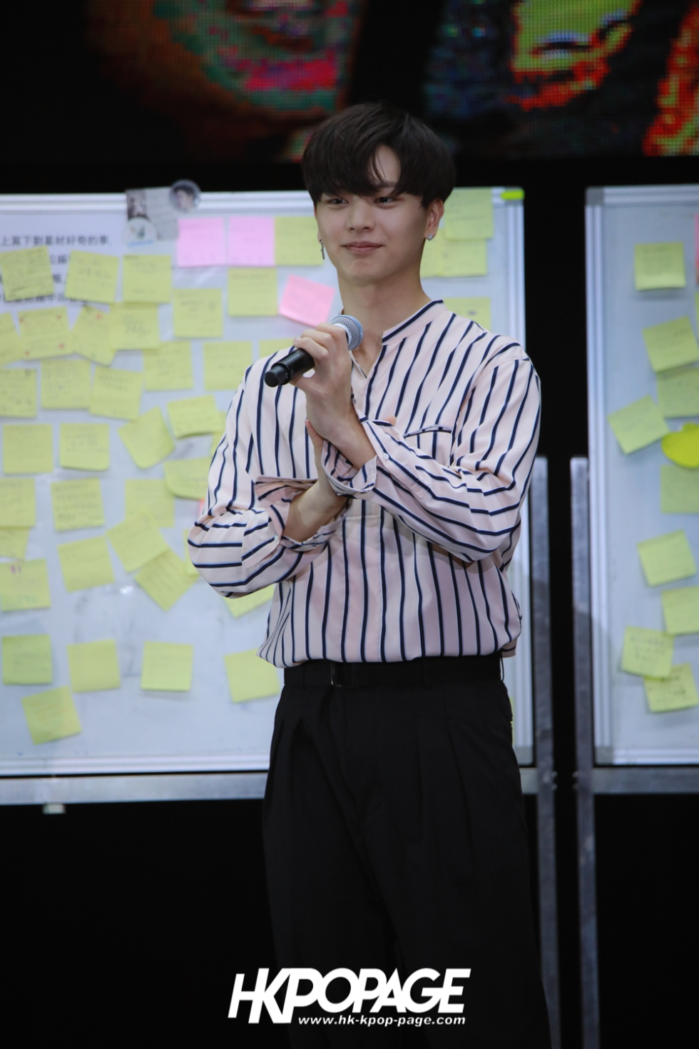 "[HK.KPOP.PAGE] 180519_Yook Sung Jae""Paradise""Fan Meeting in Hong Kong_14"