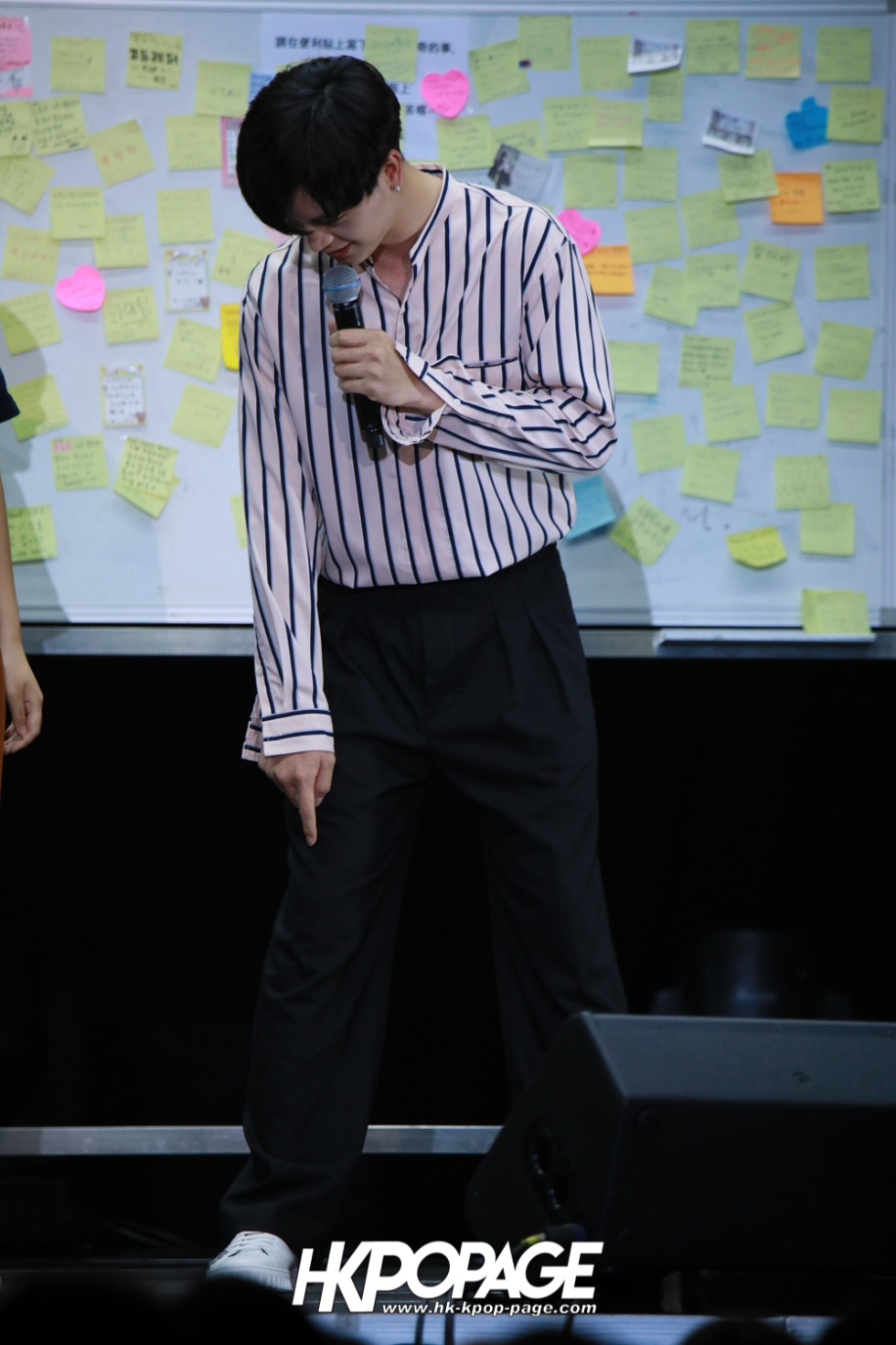"[HK.KPOP.PAGE] 180519_Yook Sung Jae""Paradise""Fan Meeting in Hong Kong_15"