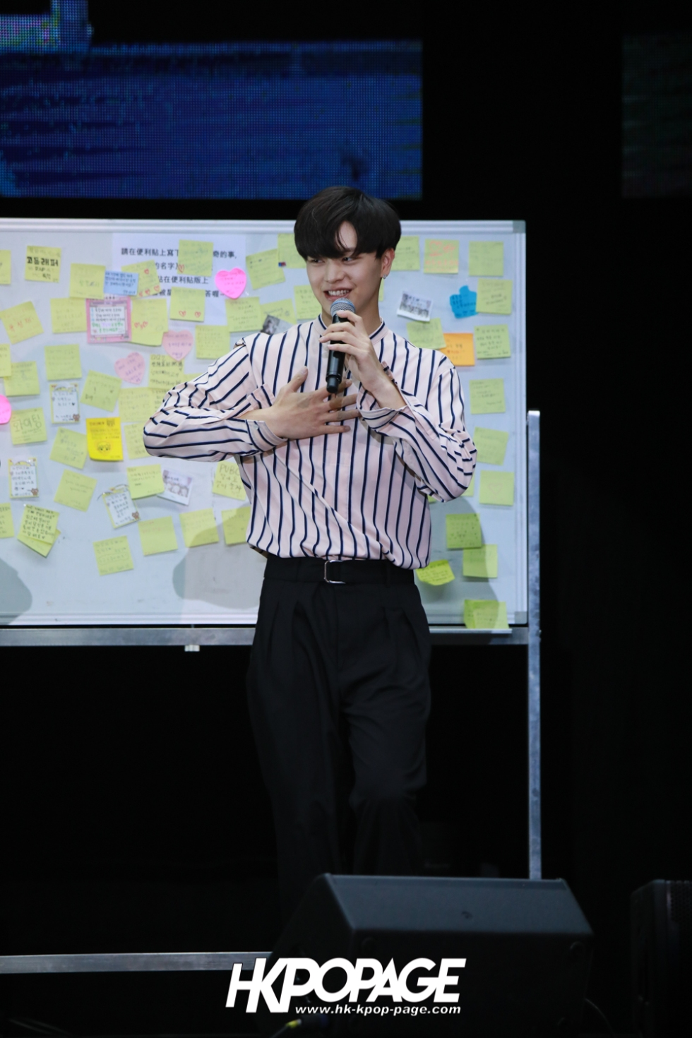 "[HK.KPOP.PAGE] 180519_Yook Sung Jae""Paradise""Fan Meeting in Hong Kong_17"