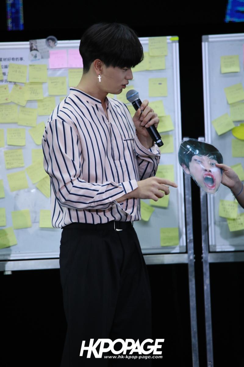 "[HK.KPOP.PAGE] 180519_Yook Sung Jae""Paradise""Fan Meeting in Hong Kong_21"