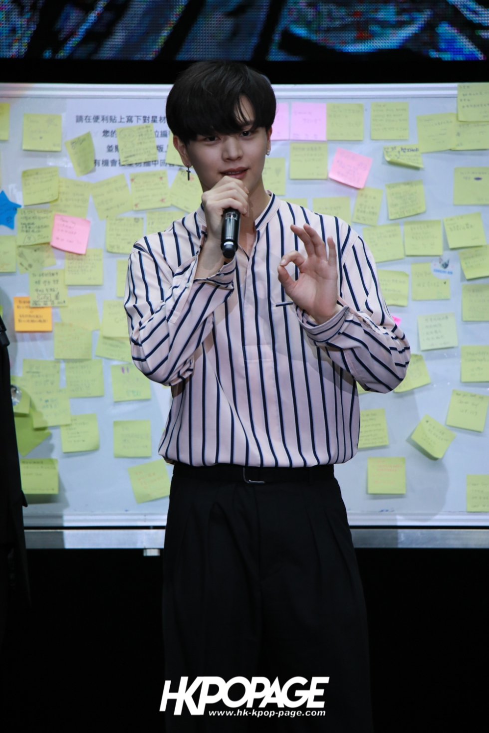 "[HK.KPOP.PAGE] 180519_Yook Sung Jae""Paradise""Fan Meeting in Hong Kong_22"