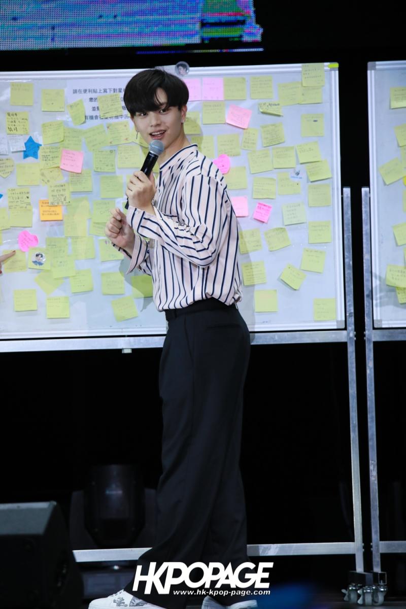 "[HK.KPOP.PAGE] 180519_Yook Sung Jae""Paradise""Fan Meeting in Hong Kong_23"