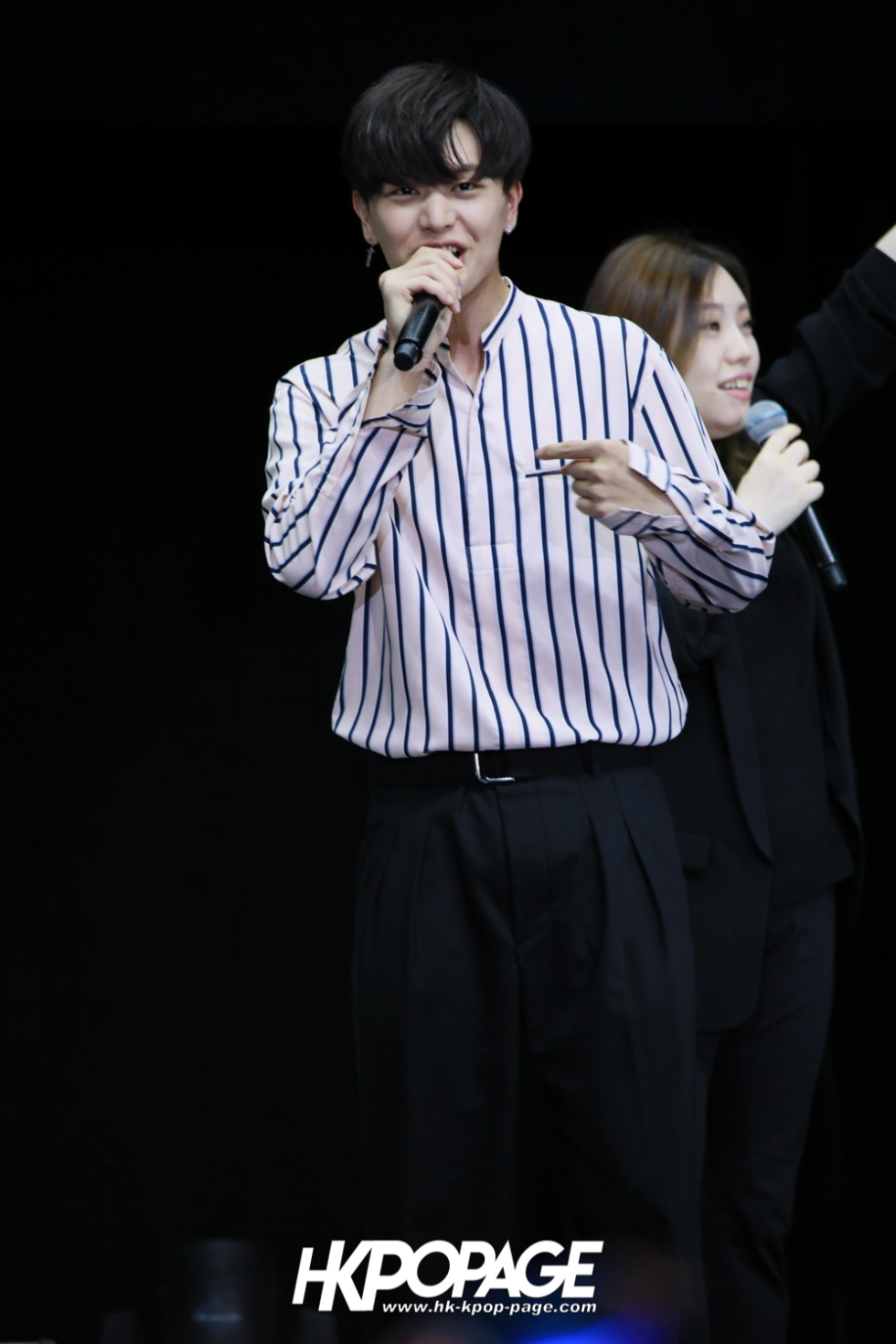 "[HK.KPOP.PAGE] 180519_Yook Sung Jae""Paradise""Fan Meeting in Hong Kong_25"