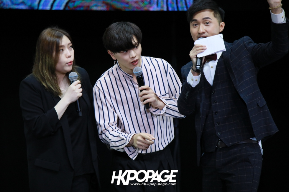 "[HK.KPOP.PAGE] 180519_Yook Sung Jae""Paradise""Fan Meeting in Hong Kong_26"