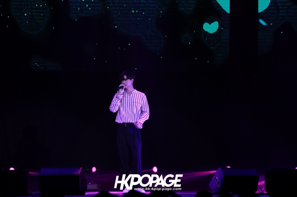 "[HK.KPOP.PAGE] 180519_Yook Sung Jae""Paradise""Fan Meeting in Hong Kong_28"