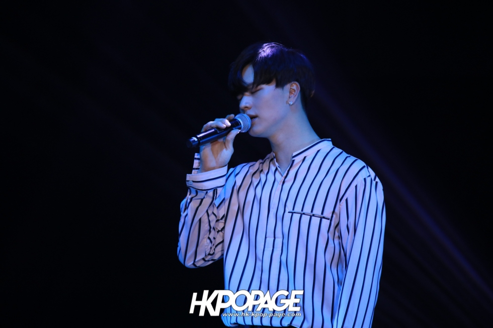 "[HK.KPOP.PAGE] 180519_Yook Sung Jae""Paradise""Fan Meeting in Hong Kong_30"