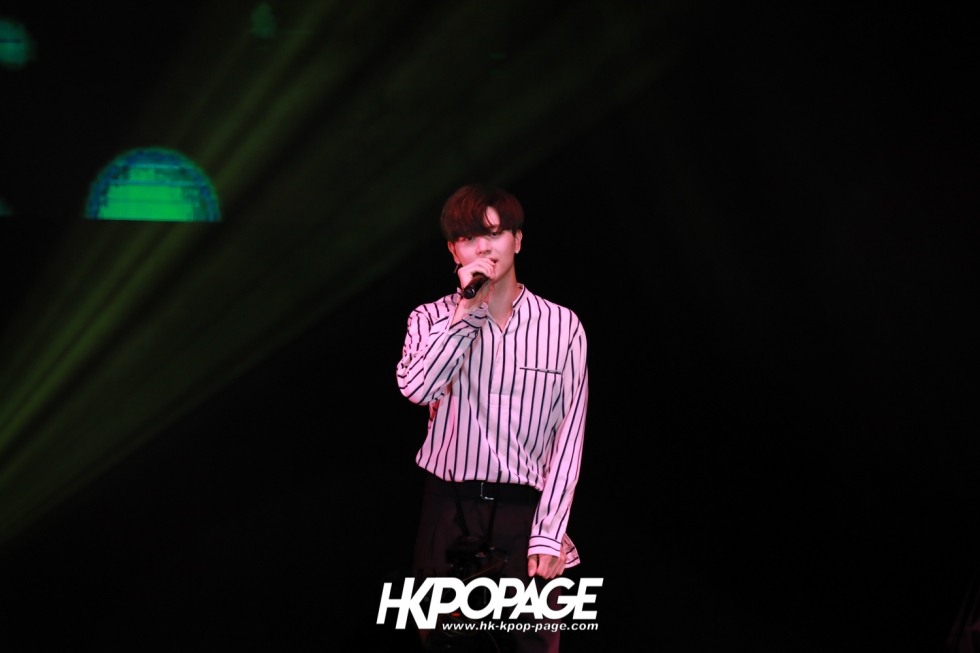 "[HK.KPOP.PAGE] 180519_Yook Sung Jae""Paradise""Fan Meeting in Hong Kong_31"