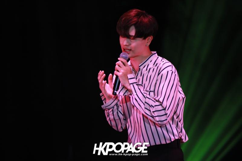 "[HK.KPOP.PAGE] 180519_Yook Sung Jae""Paradise""Fan Meeting in Hong Kong_33"