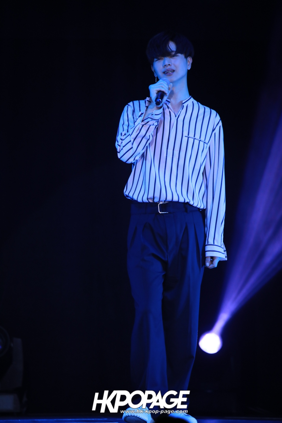 "[HK.KPOP.PAGE] 180519_Yook Sung Jae""Paradise""Fan Meeting in Hong Kong_34"