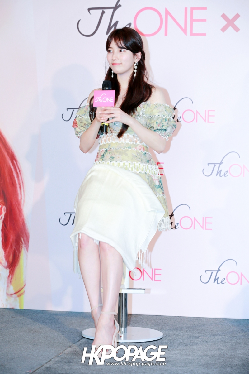 [HK.KPOP.PAGE] 180525_The ONE x 2018 SUZY Asia Fan Meeting Tour'WITH_in Hong Kong Press Conference_01