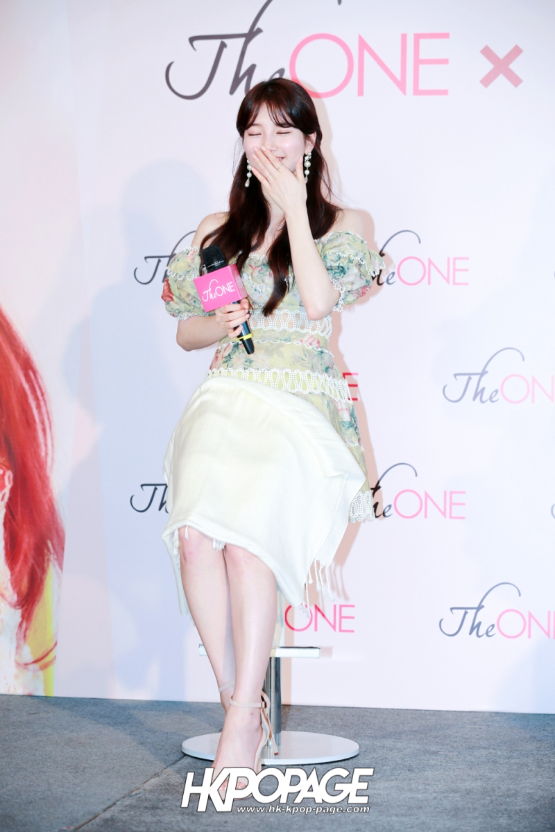 [HK.KPOP.PAGE] 180525_The ONE x 2018 SUZY Asia Fan Meeting Tour'WITH_in Hong Kong Press Conference_02