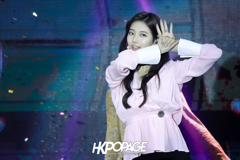 "[HK.KPOP.PAGE] 180526_SUZY Asia Fan Meeting Tour ""WITH"" In Hong Kong 2018_02"
