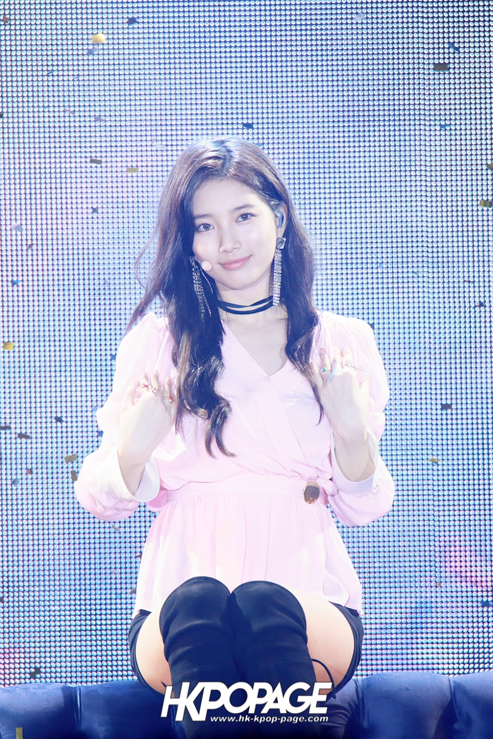 """[HK.KPOP.PAGE] 180526_SUZY Asia Fan Meeting Tour """"WITH"""" In Hong Kong 2018_05"""