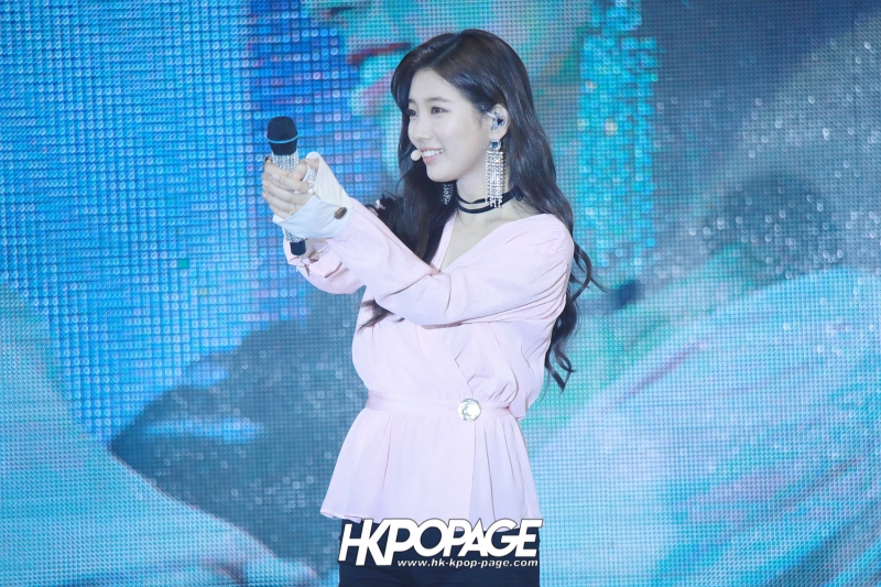 "[HK.KPOP.PAGE] 180526_SUZY Asia Fan Meeting Tour ""WITH"" In Hong Kong 2018_08"