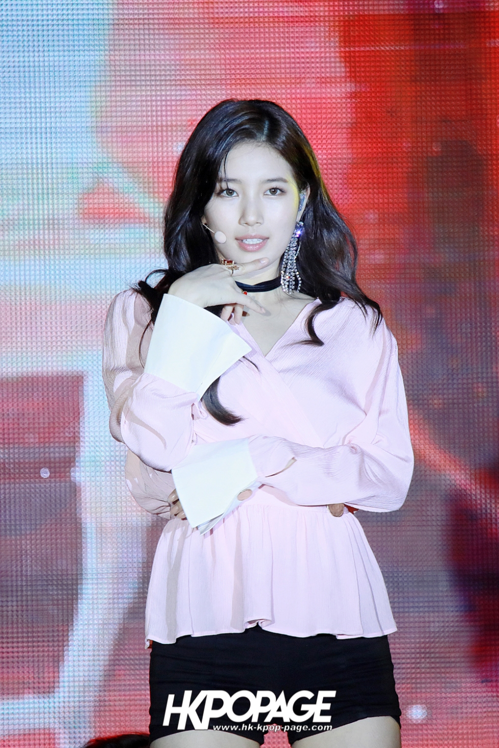 "[HK.KPOP.PAGE] 180526_SUZY Asia Fan Meeting Tour ""WITH"" In Hong Kong 2018_11"