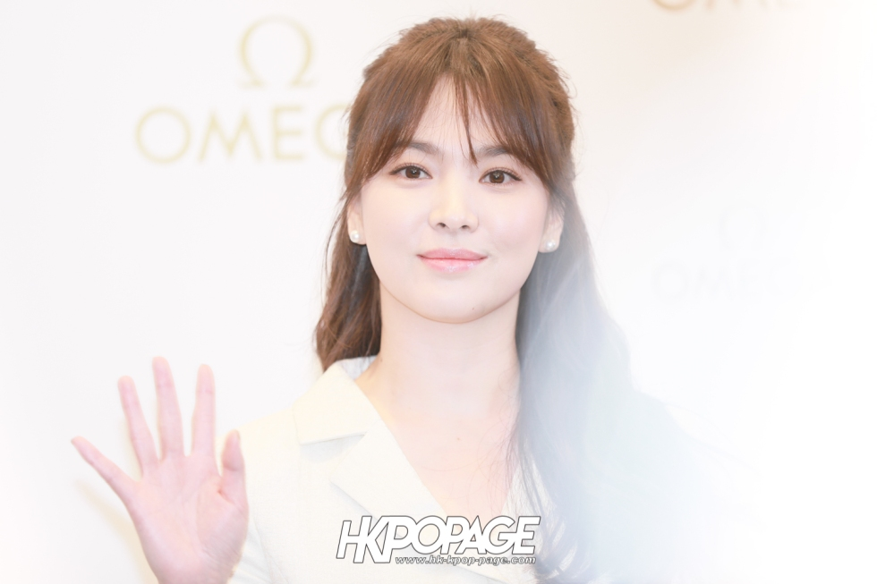 [HK.KPOP.PAGE] 180601_SongHyekyo_OMEGA BRAND EVENT_01