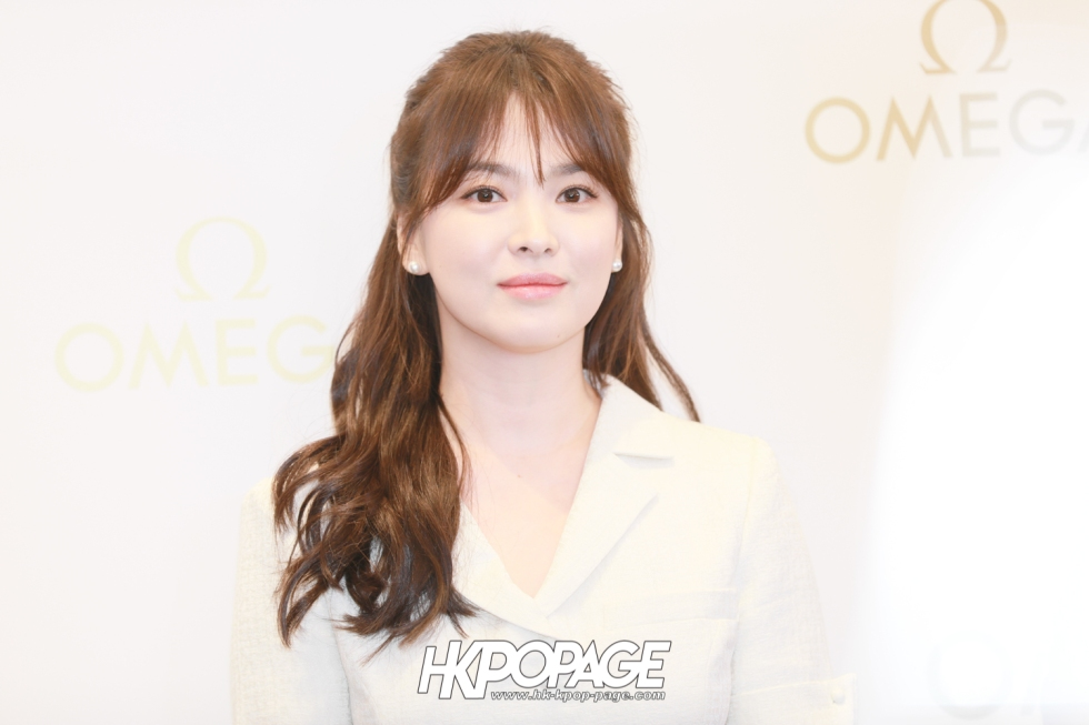 [HK.KPOP.PAGE] 180601_SongHyekyo_OMEGA BRAND EVENT_02
