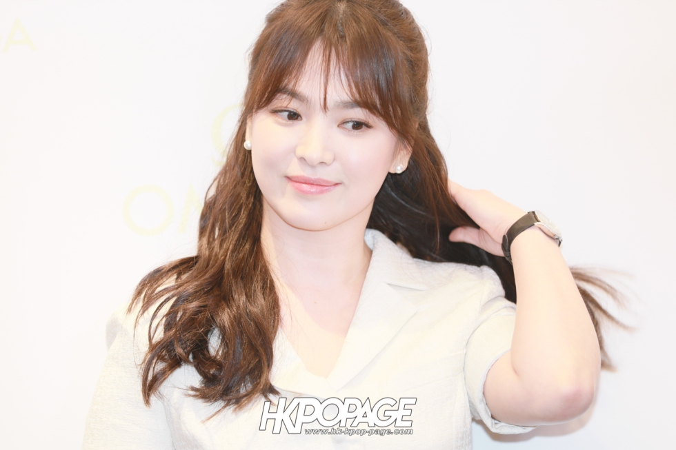 [HK.KPOP.PAGE] 180601_SongHyekyo_OMEGA BRAND EVENT_03