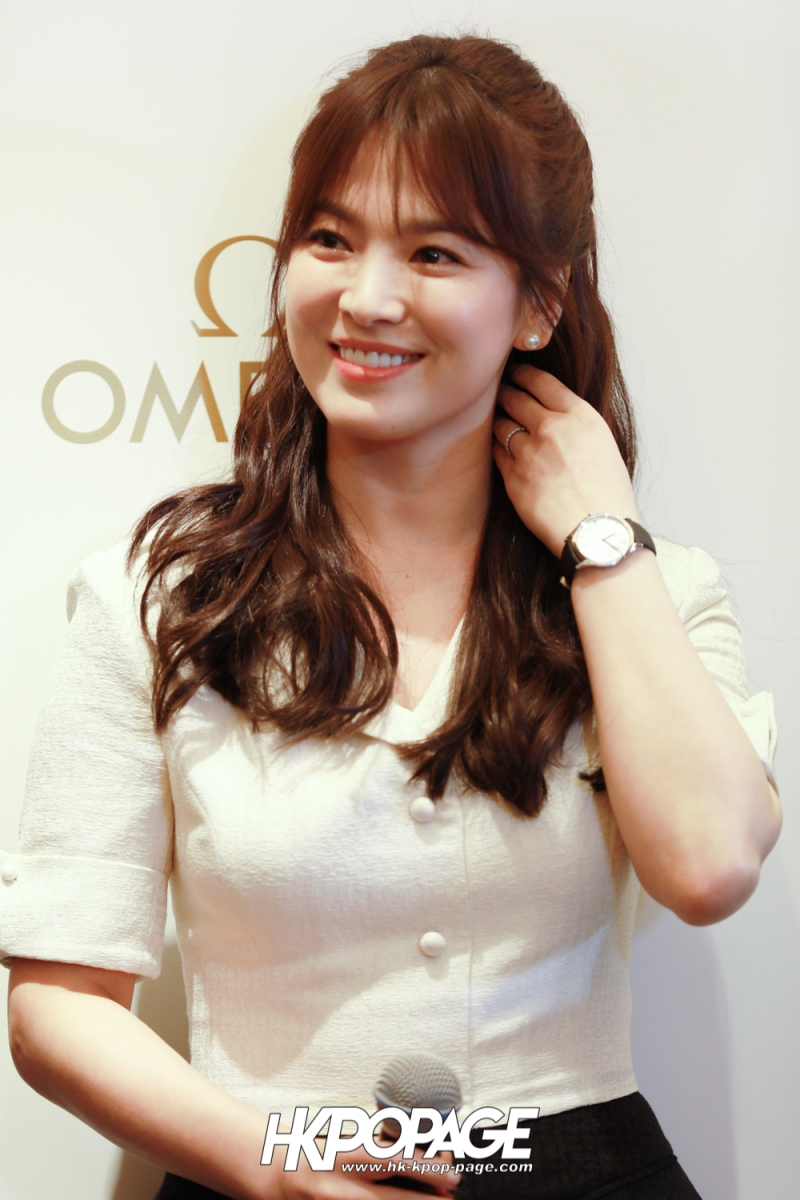 [HK.KPOP.PAGE] 180601_SongHyekyo_OMEGA BRAND EVENT_07