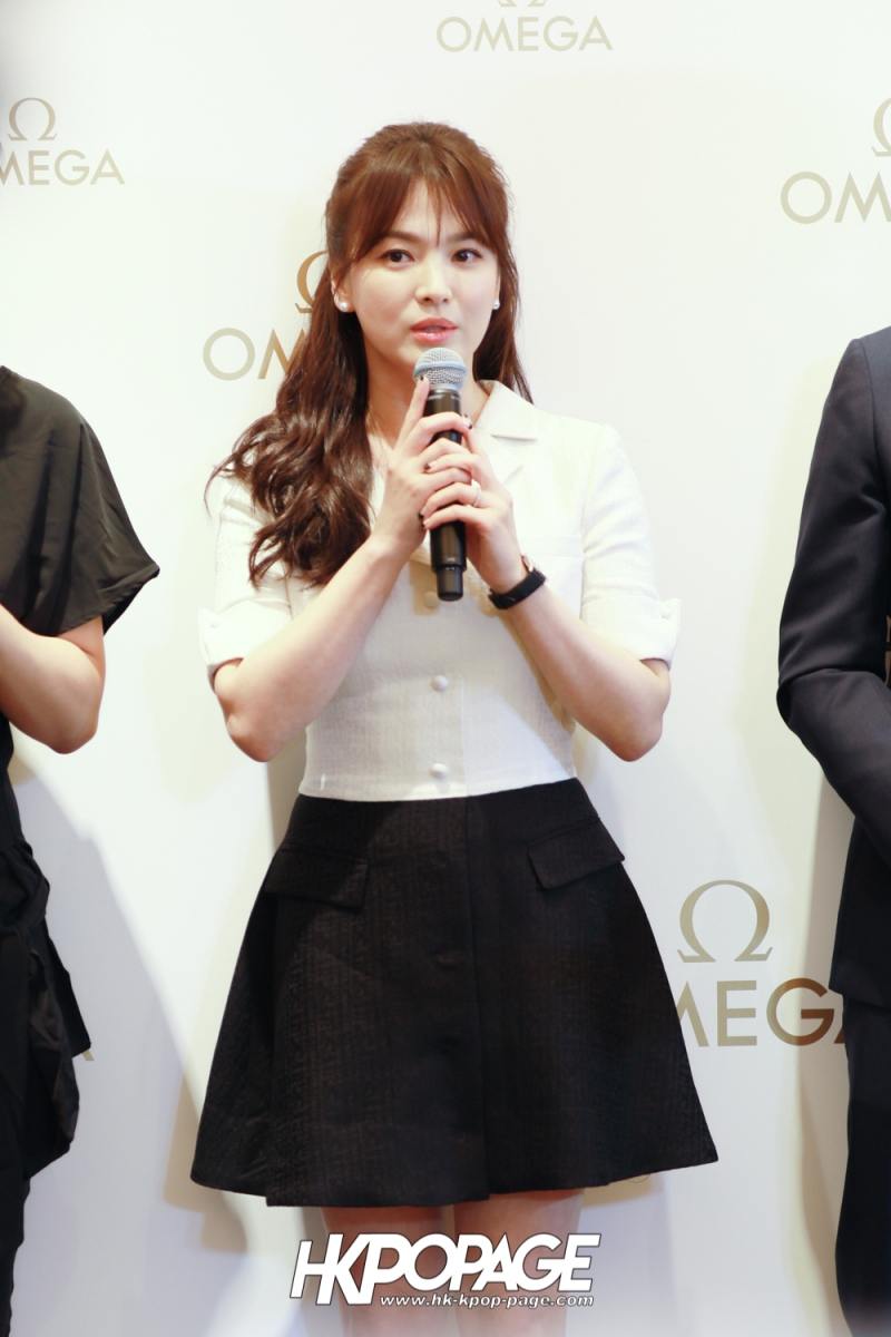 [HK.KPOP.PAGE] 180601_SongHyekyo_OMEGA BRAND EVENT_08