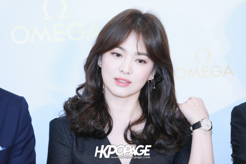 [HK.KPOP.PAGE] 180601_SongHyekyo_OMEGA BRAND EVENT_09