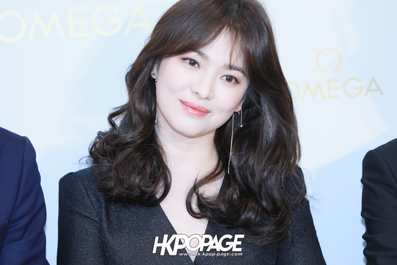 [HK.KPOP.PAGE] 180601_SongHyekyo_OMEGA BRAND EVENT_10
