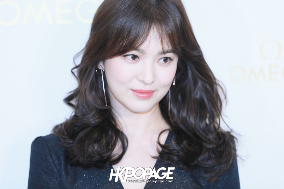 [HK.KPOP.PAGE] 180601_SongHyekyo_OMEGA BRAND EVENT_11
