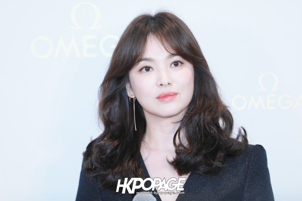 [HK.KPOP.PAGE] 180601_SongHyekyo_OMEGA BRAND EVENT_12