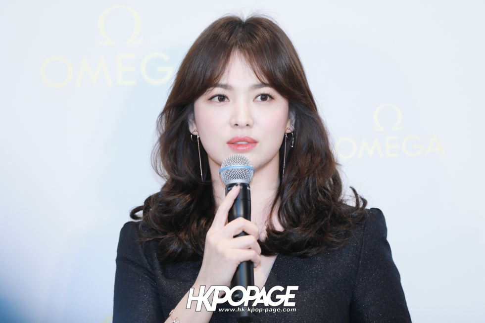 [HK.KPOP.PAGE] 180601_SongHyekyo_OMEGA BRAND EVENT_13