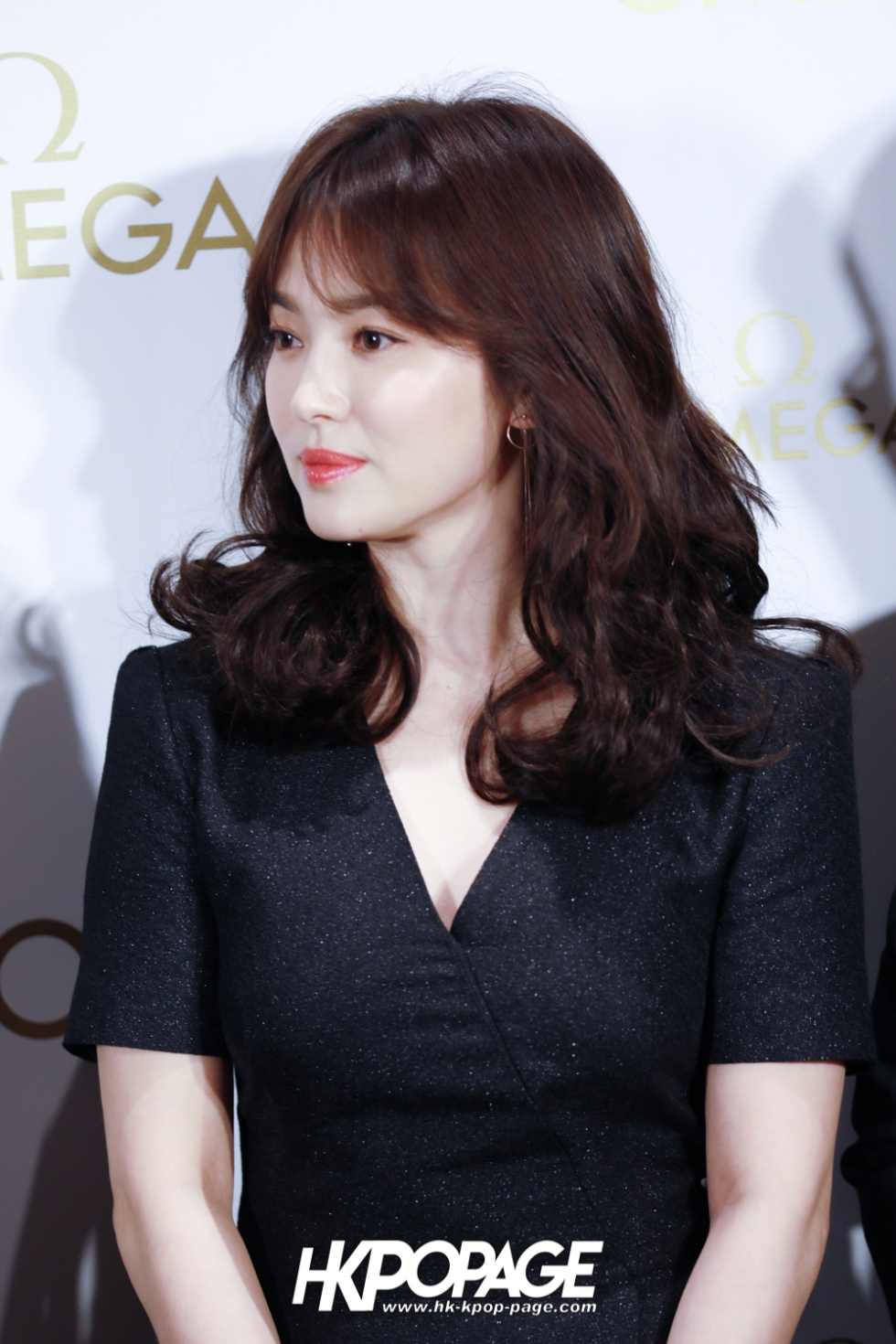 [HK.KPOP.PAGE] 180601_SongHyekyo_OMEGA BRAND EVENT_16