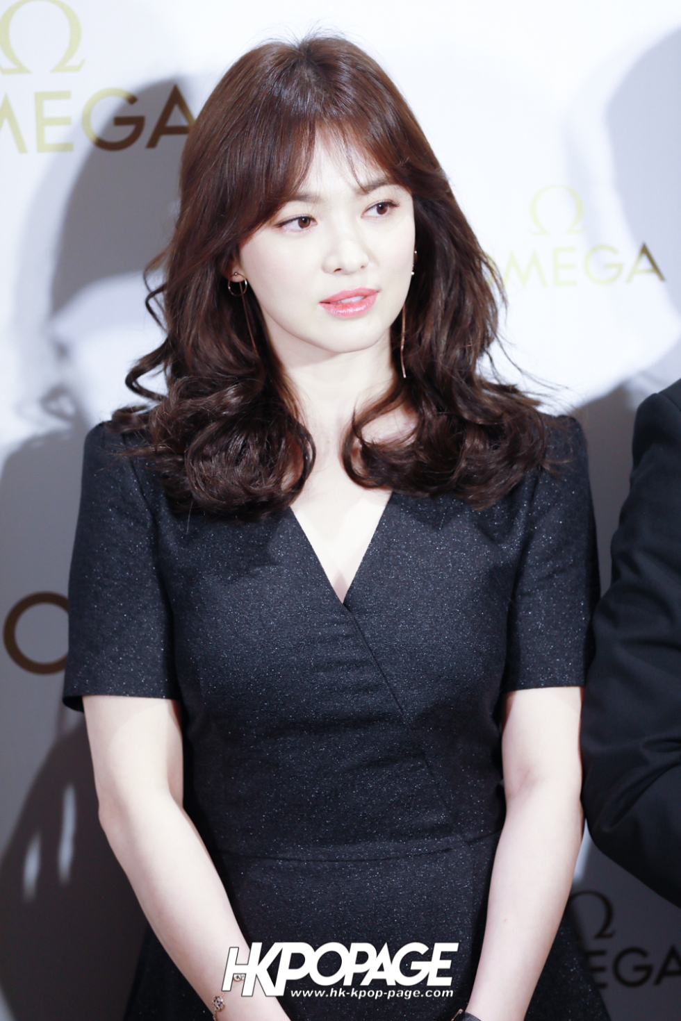 [HK.KPOP.PAGE] 180601_SongHyekyo_OMEGA BRAND EVENT_17