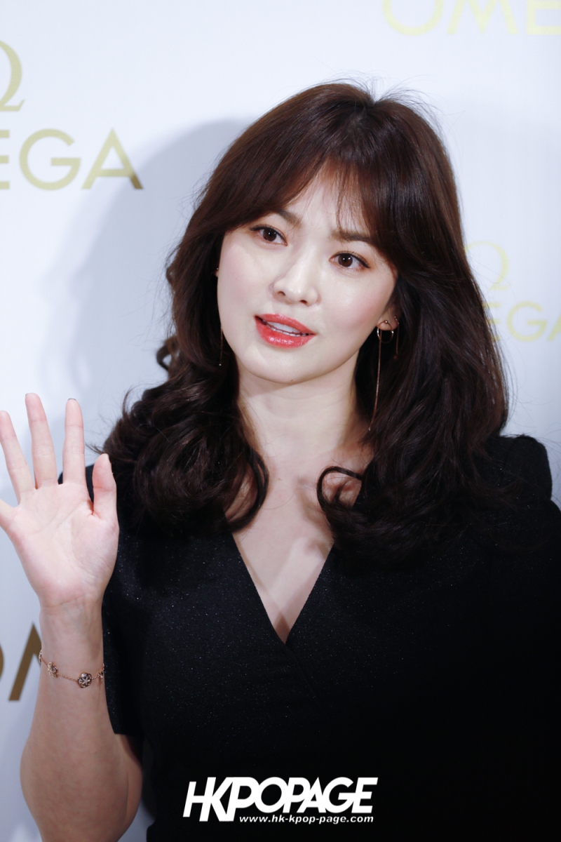 [HK.KPOP.PAGE] 180601_SongHyekyo_OMEGA BRAND EVENT_18