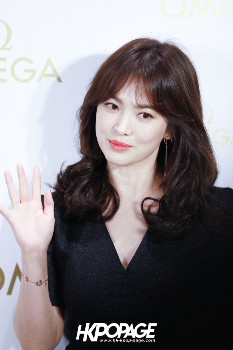 [HK.KPOP.PAGE] 180601_SongHyekyo_OMEGA BRAND EVENT_19