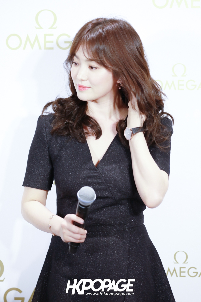 [HK.KPOP.PAGE] 180601_SongHyekyo_OMEGA BRAND EVENT_20