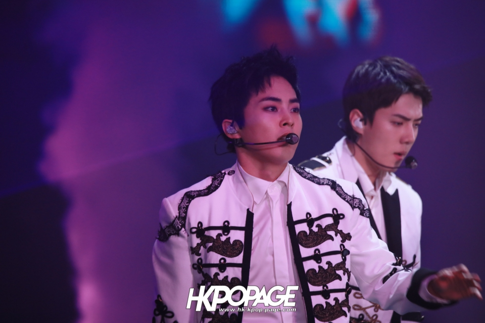 [HK.KPOP.PAGE] 180602_EXO PLANET #4 – The EℓyXiOn – in HONG KONG_15