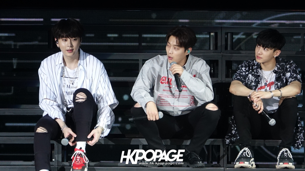 [HK.KPOP.PAGE] 180602_HIGHLIGHT SHOW in HONG KONG 2018_01