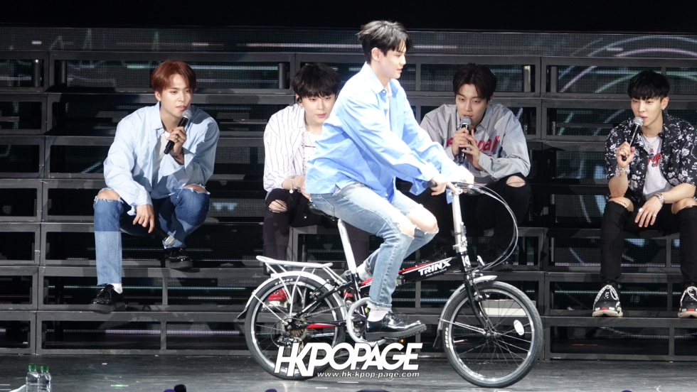 [HK.KPOP.PAGE] 180602_HIGHLIGHT SHOW in HONG KONG 2018_02