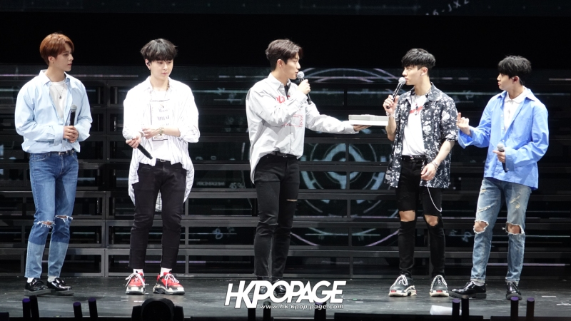 [HK.KPOP.PAGE] 180602_HIGHLIGHT SHOW in HONG KONG 2018_03