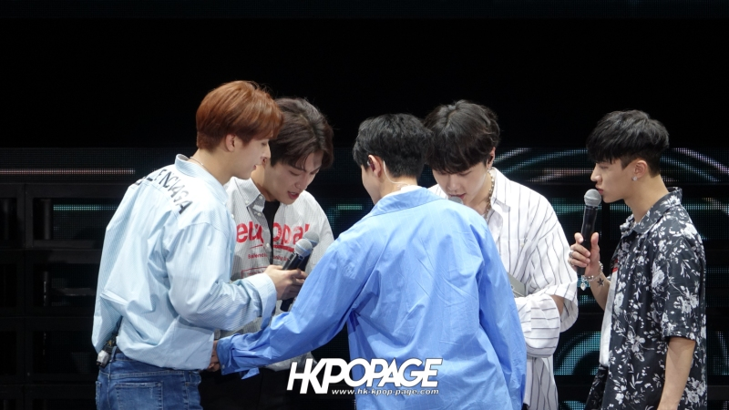 [HK.KPOP.PAGE] 180602_HIGHLIGHT SHOW in HONG KONG 2018_11