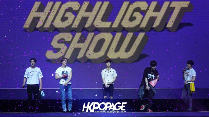 [HK.KPOP.PAGE] 180602_HIGHLIGHT SHOW in HONG KONG 2018_22