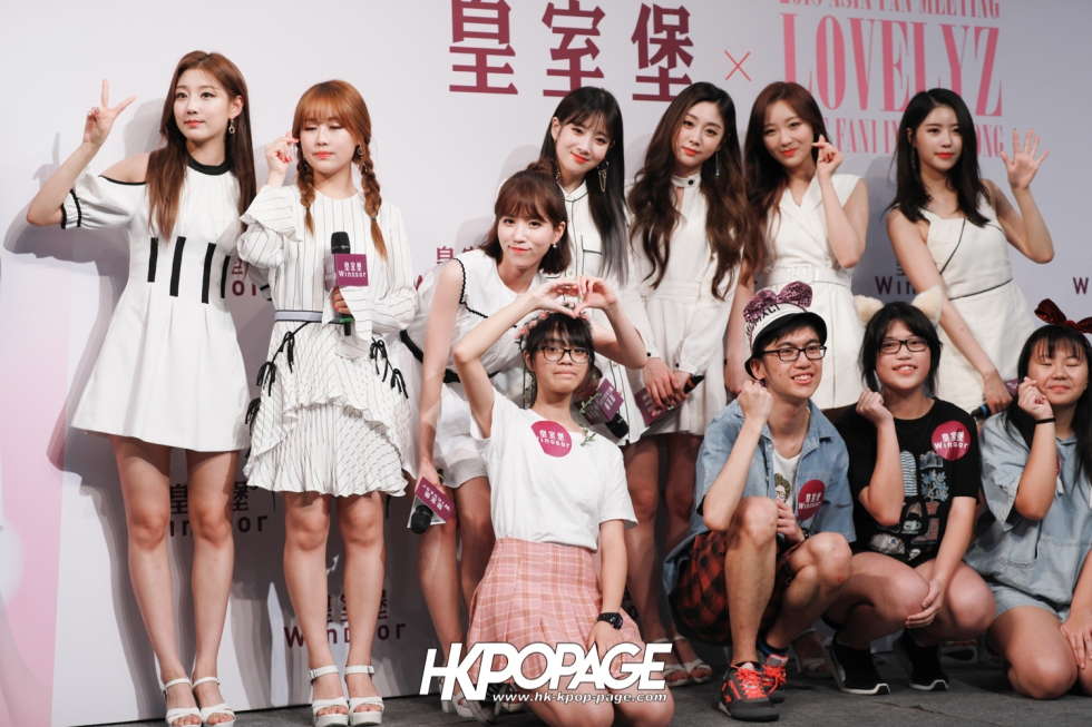 [HK.KPOP.PAGE] 180615_Windsor x 2018 ASIA FAN MEETING LOVELYZ IN HK_31
