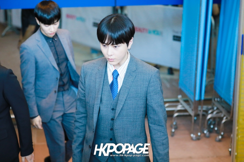 [HK.KPOP.PAGE] 180628_HIGHLIGHT_The Shilla Duty Free_02